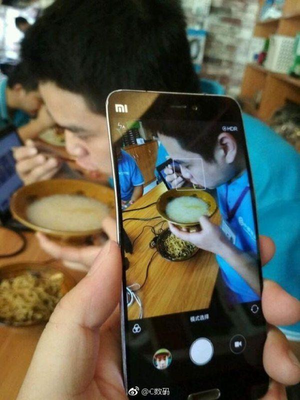 Xiaomi Mi 5 curved 2