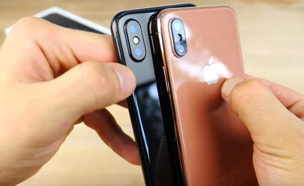 Apple iPhone X Clone Unboxing Video 7