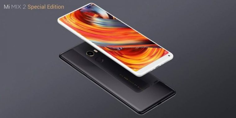 Xiaomi Mi MIX 2 Special Edition 1