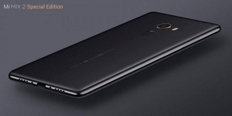 Xiaomi Mi MIX 2 Special Edition 2