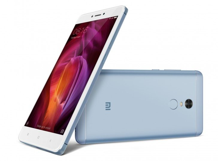 Xiaomi Redmi Note 4 Limited Edition Lake Blue