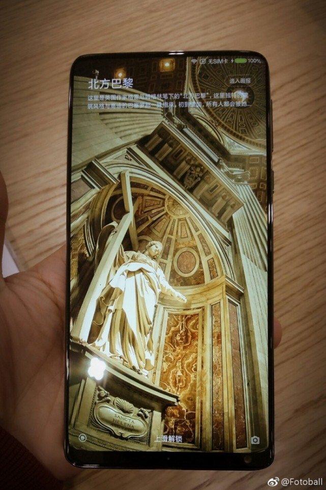 real Xiaomi Mi MIX 2