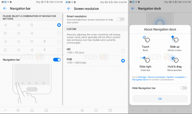 EMUI 6.0 Android 8.0