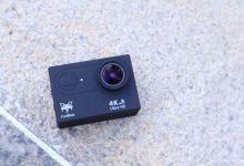 Furibee H9R 4K Action Camera - front