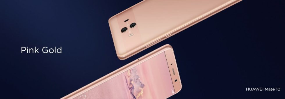 Huawei Mate 10 Color 3
