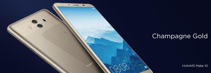 Huawei Mate 10 Color