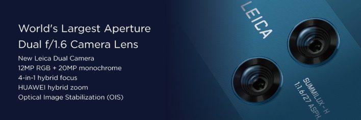 Huawei Mate 10 - camera main