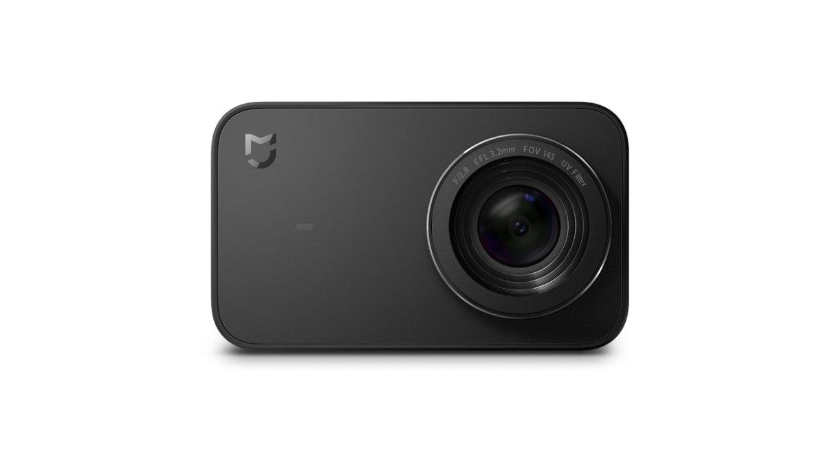 Xiaomi Mijia Camera Mini 4K featured