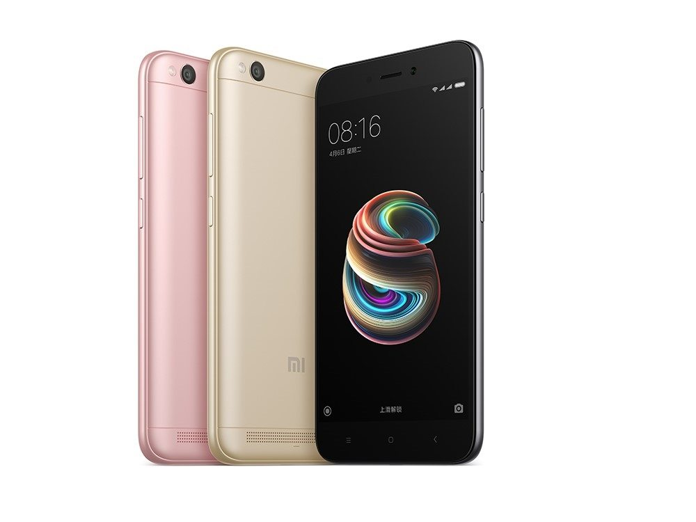 Xiaomi Redmi 5A released