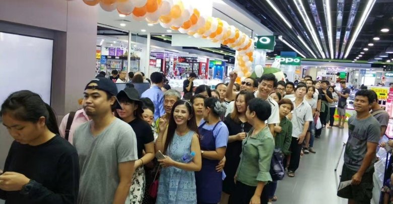 Xiaomi Thailand - Opens the First Authorized Mi Store