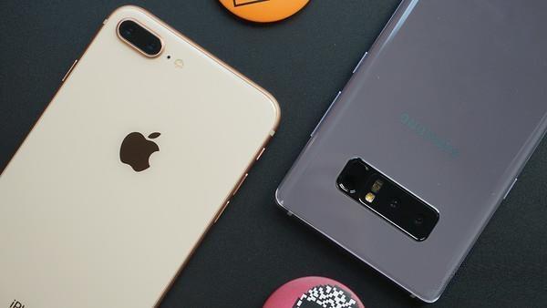 iPhone 8 Plus Vs Samsung Galaxy Note 8 Camera Comparison - 2