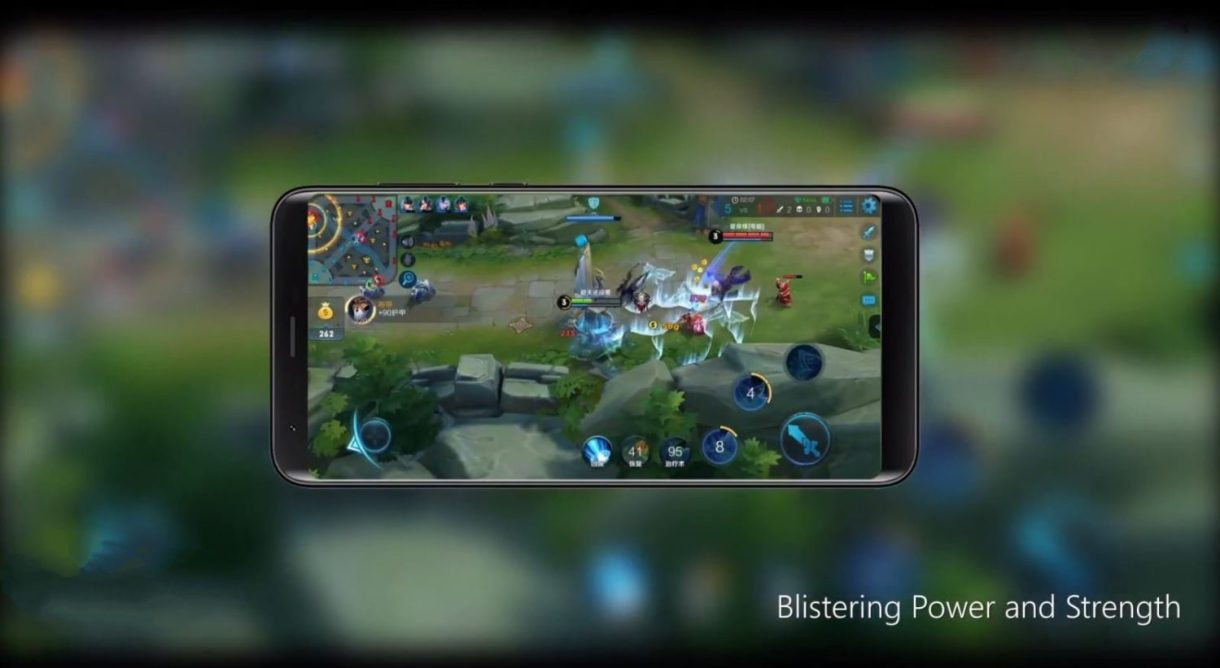 Ulefone MIX 2 Preview - gameplay