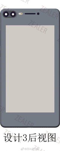 Xiaomi Mi MIX 3 Price, Specs, Design Leaked – Prototype back 2