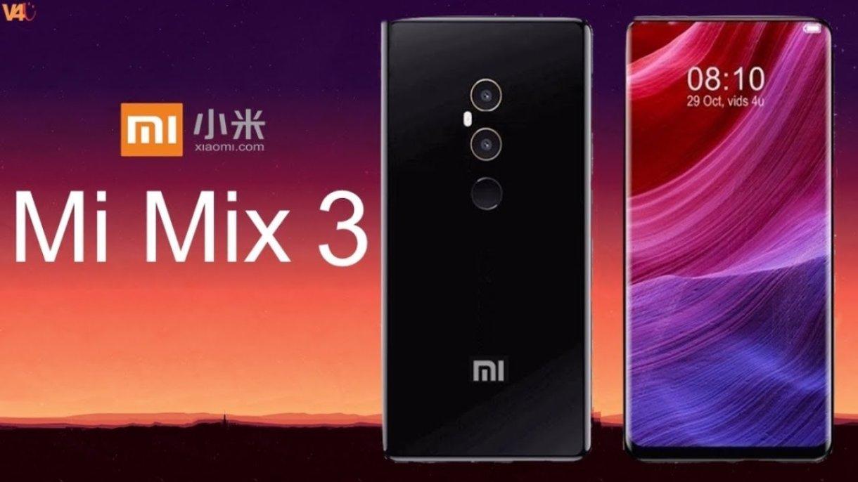 Xiaomi Mi MIX 3 featured