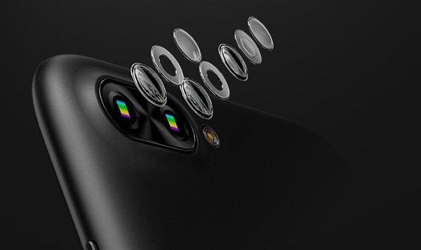 Lenovo K320t dual camera