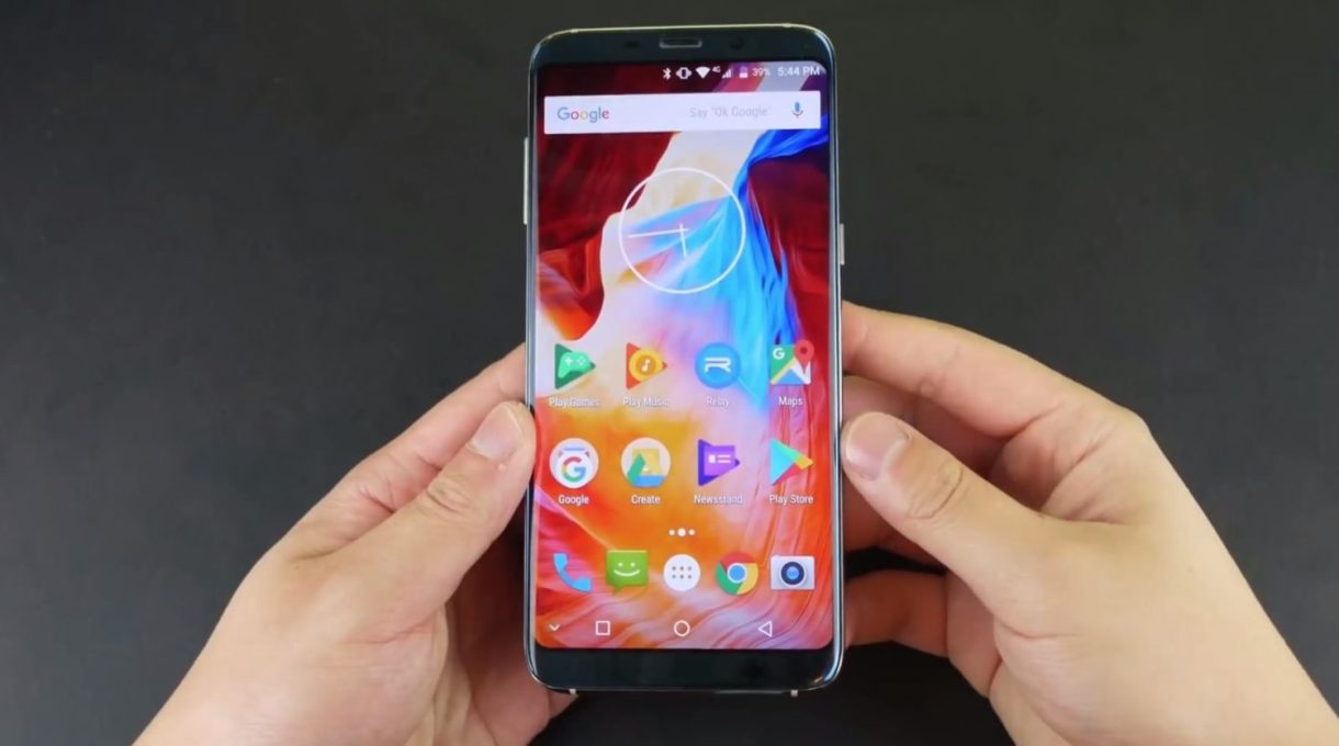 Ulefone Power 3 Preview - Screen