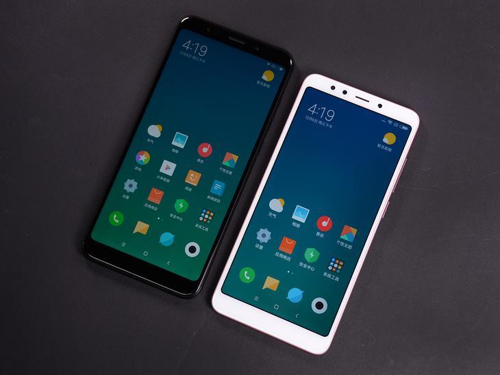 Xiaomi Redmi 5 vs Xiaomi Redmi 5 Plus Comparison Review - 1