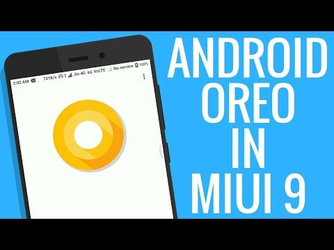 MIUI 9 Global Beta ROM 9.1.11 Launched - Mi 6 Goes Android Oreo