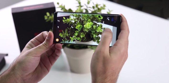 Elephone U Pro - camera