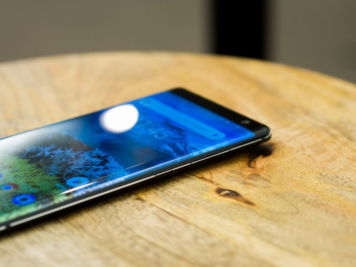 Nokia 8 Sirocco released hands-on 1