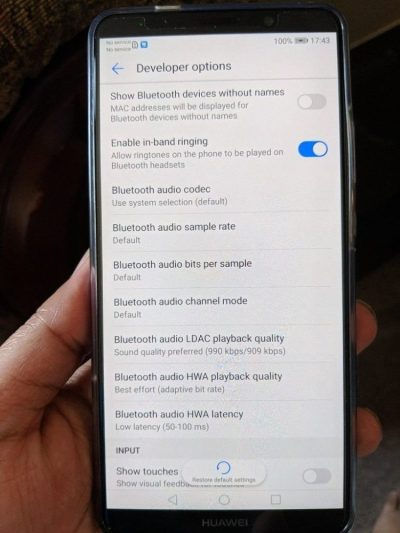 EMUI 8.2 Android P Leaked About Phone