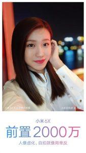 Xiaomi Mi 6X Camera Samples - Portrait 9