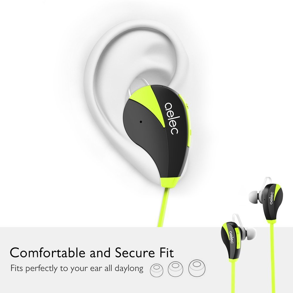AELEC Bluetooth Headphones earbuds