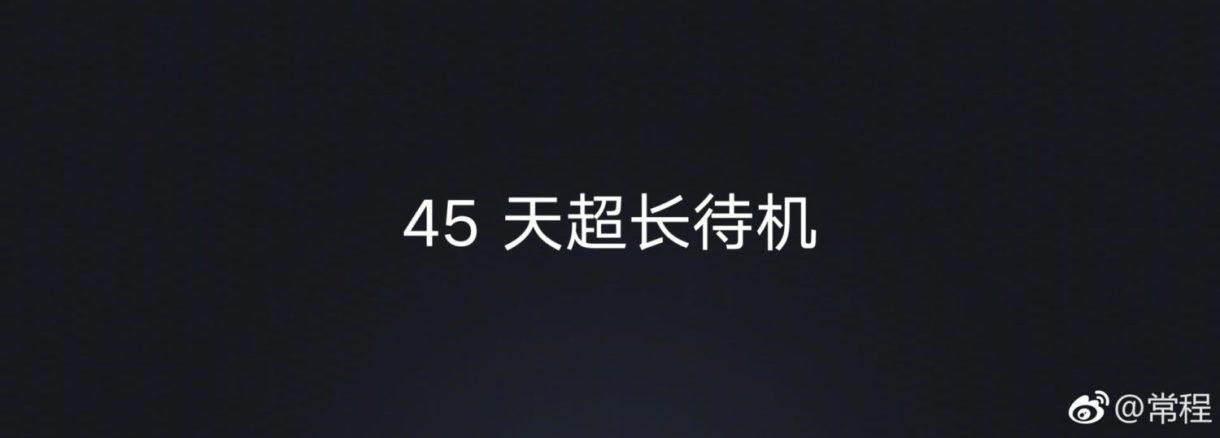 Lenovo Z5 45 Days Standby