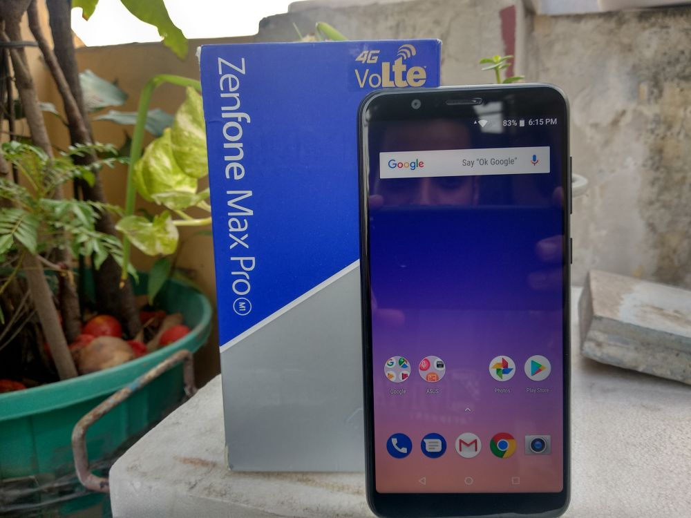 ASUS Zenfone Max Pro M1 Review - Featured