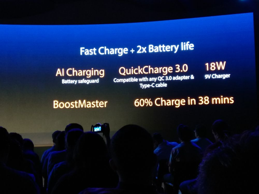 ASUS Zenfone 5Z India Release Conference 5