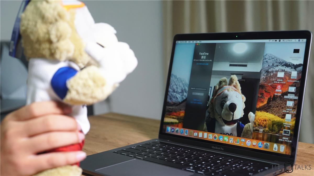 Huawei MateBook X Pro Vs Apple MacBook Pro 2018 Comparison Review - Camera Comparison 1