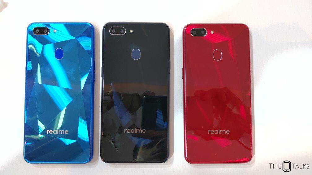OPPO Realme 2 Release 2