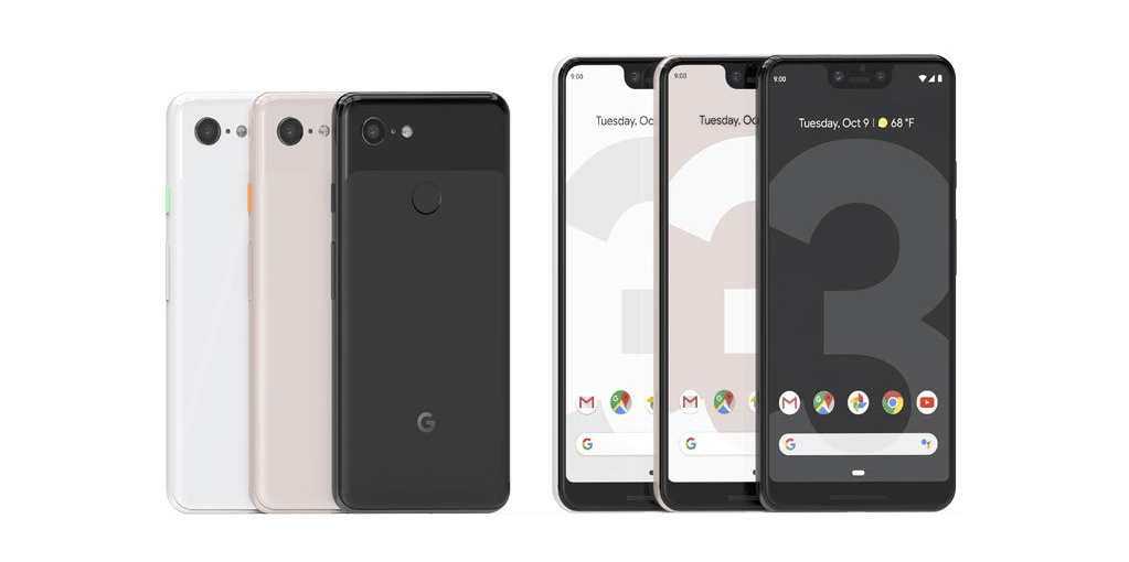 Google Pixel 3 And 3XL
