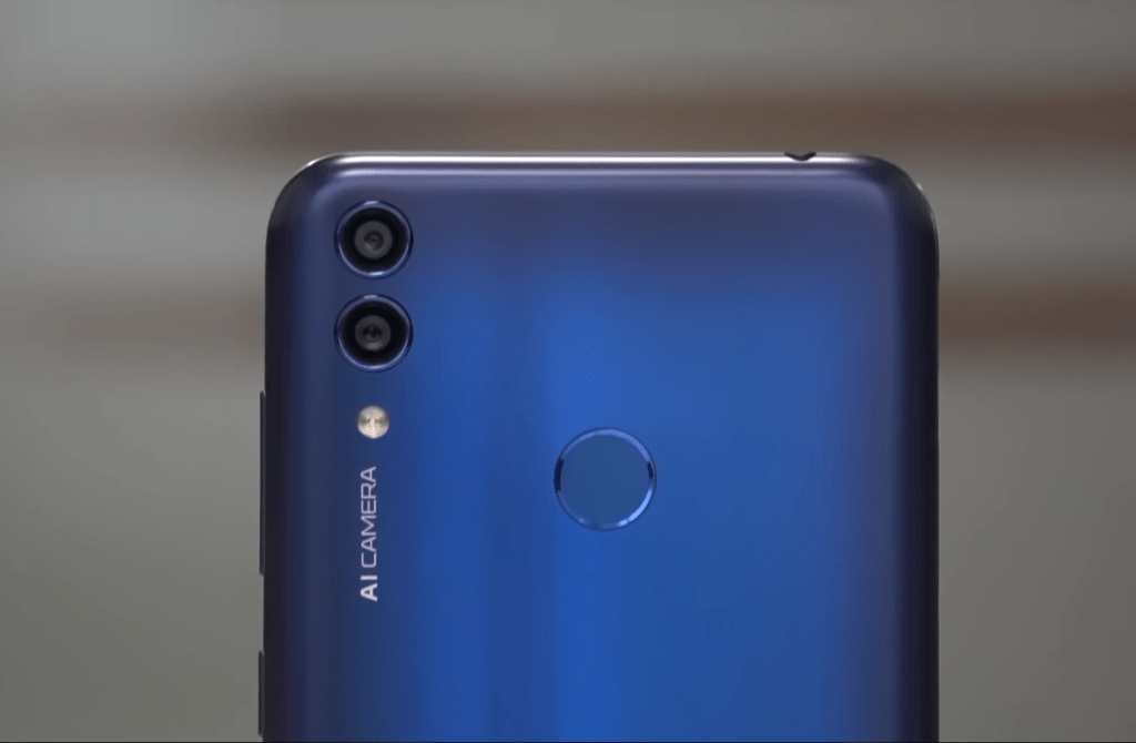 Huawei Honor 8C Hands-On - Cameras