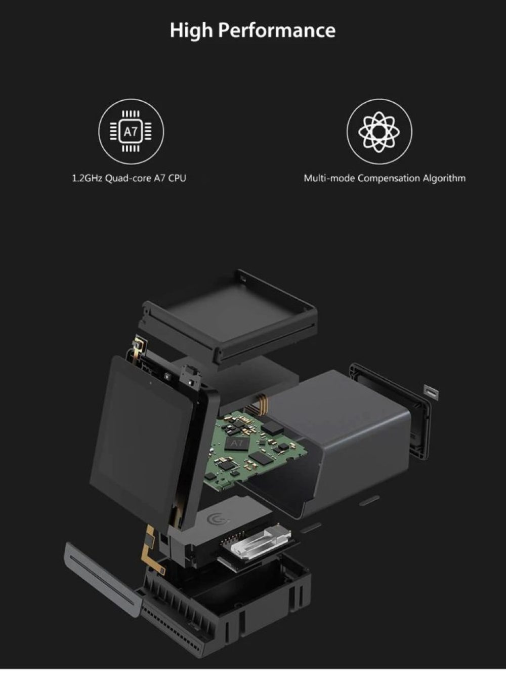 Xiaomi Smart Air Detector - Hardware & App