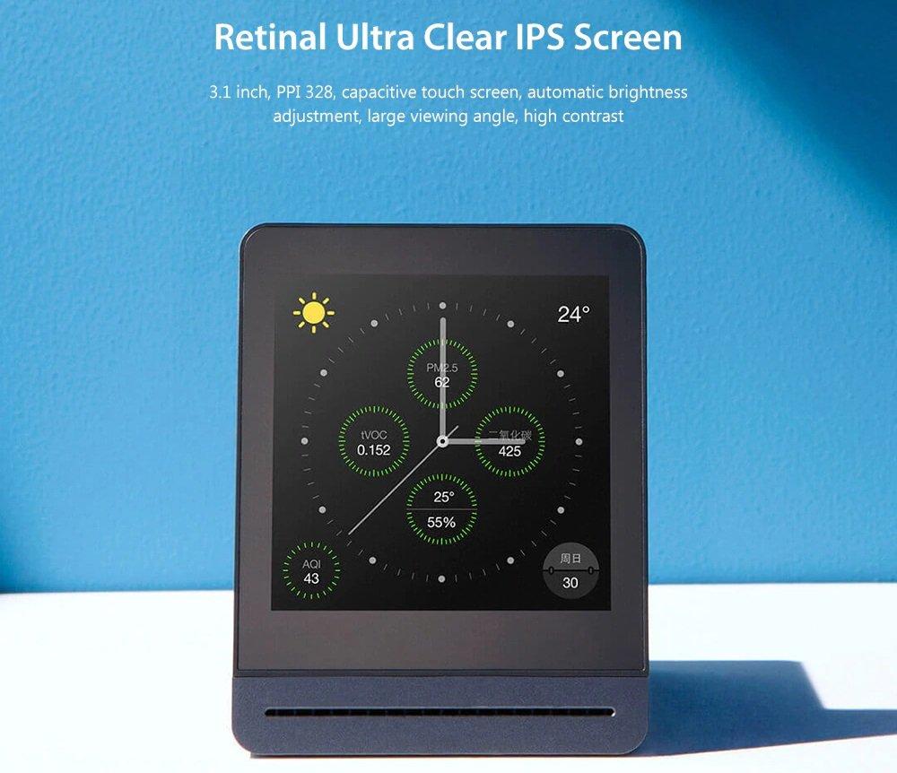 Xiaomi Smart Air Detector - Display