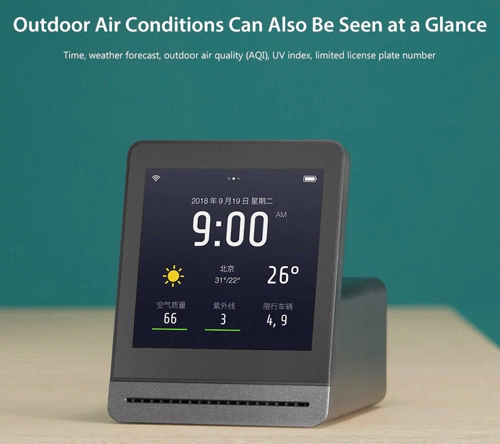 Xiaomi Smart Air Detector - Features