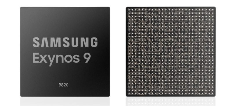 Samsung Exynos 9820 vs Apple A12 Bionic