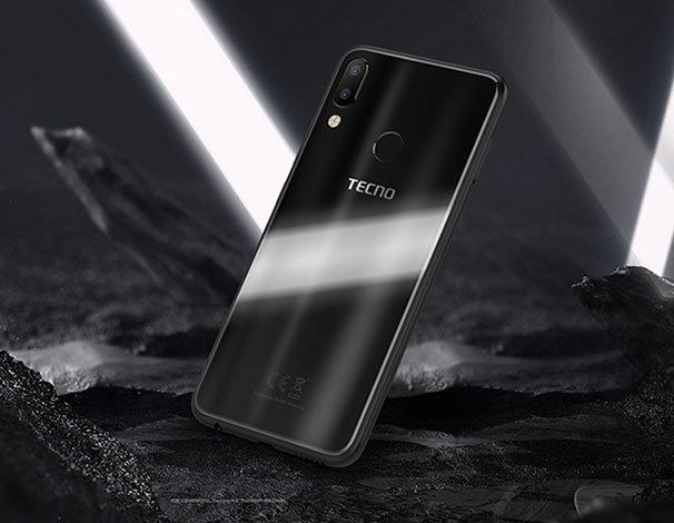Tecno's Camon iAIR2+