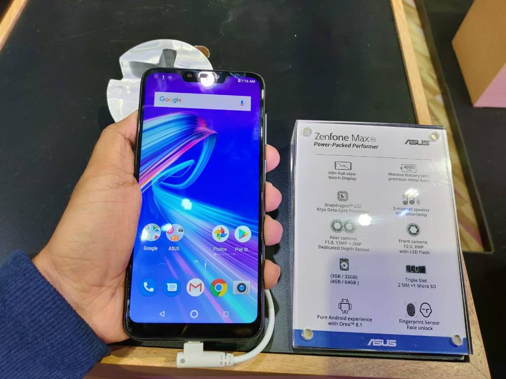 ASUS Zenfone Max M2 - Features