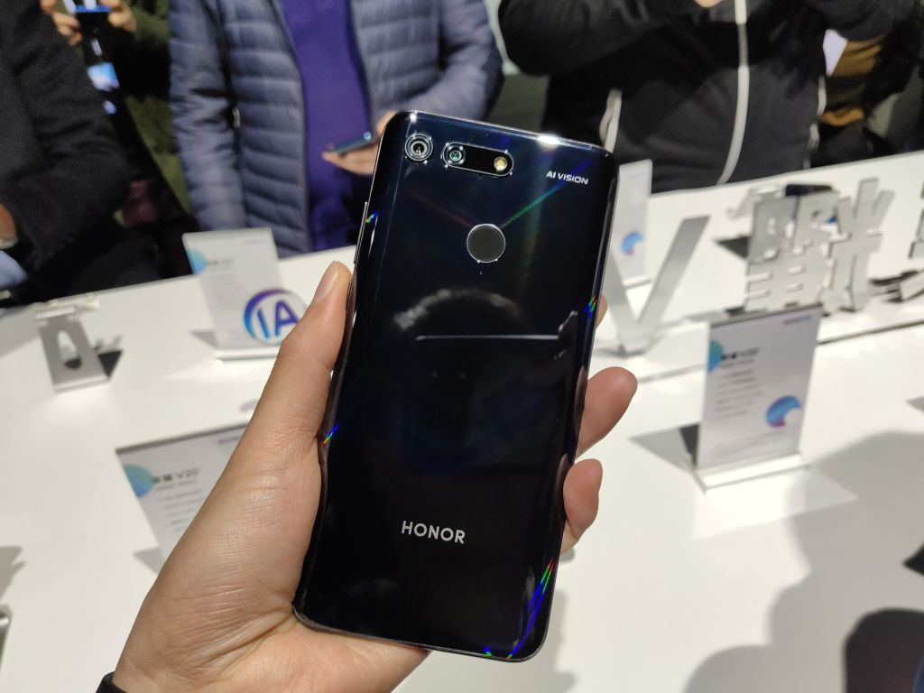 Honor V20 Hands-On