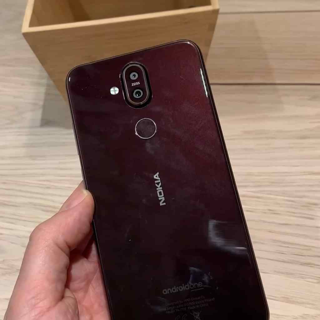 Nokia 8.1 Hands-On Review - Design