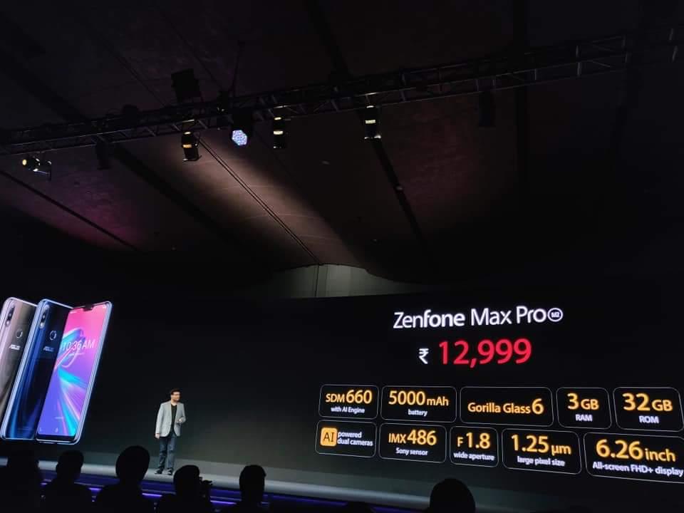 Zenfone Max Pro M2 3 - 32GB