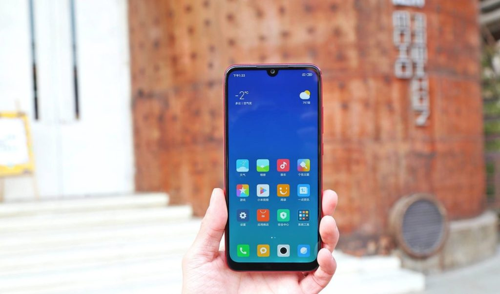 Redmi Note 7 - Display