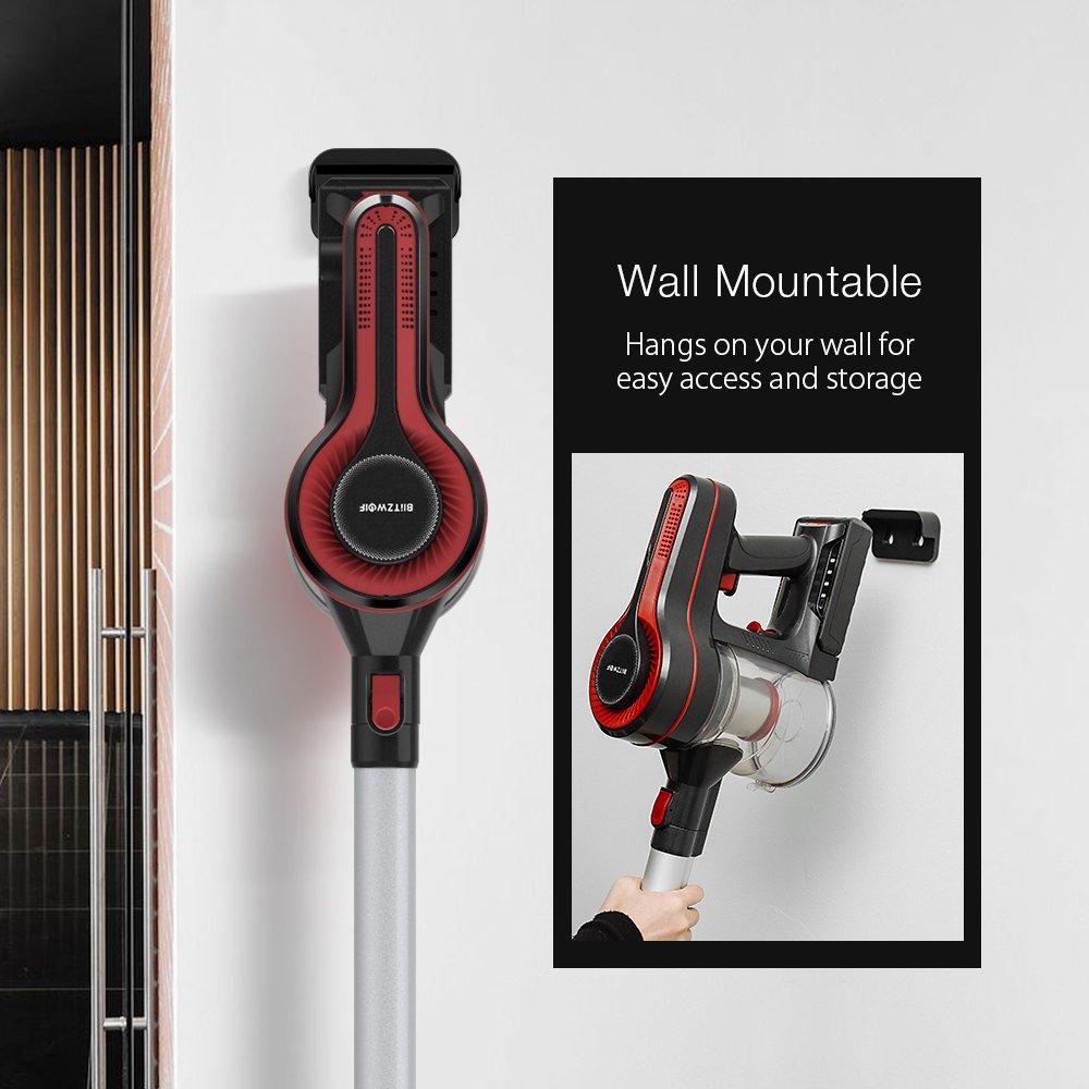 BlitzWolf BW-AR182 2-in-1 Cordless Handheld Vacuum Cleaner