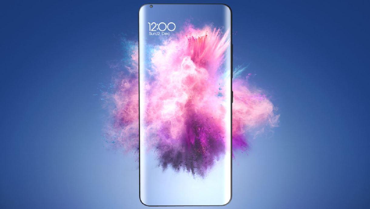 Xiaomi Mi 10 screen