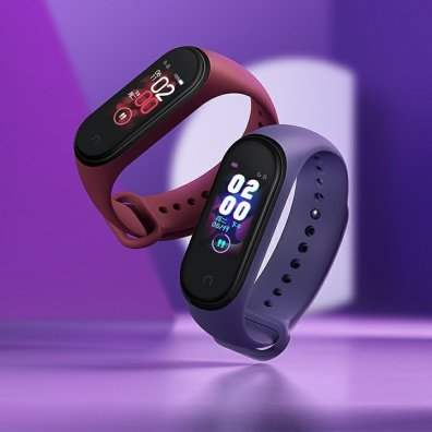 Xiaomi Mi Band 4 Real Images - Multiple Clock Faces 2