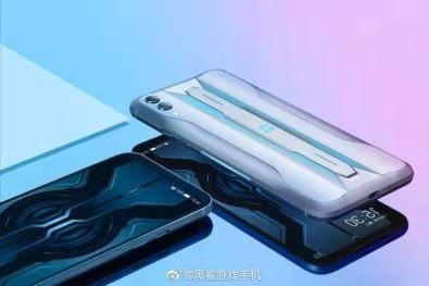 Black Shark Gaming Phone 2 color white blue