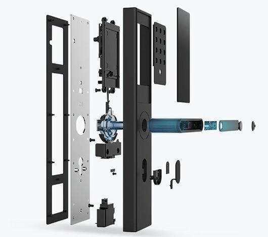 MIJIA OJJ X1 Smart Door Lock 3