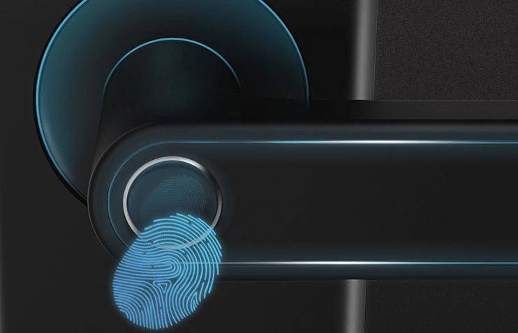 MIJIA OJJ X1 Smart Door Lock fingerprint